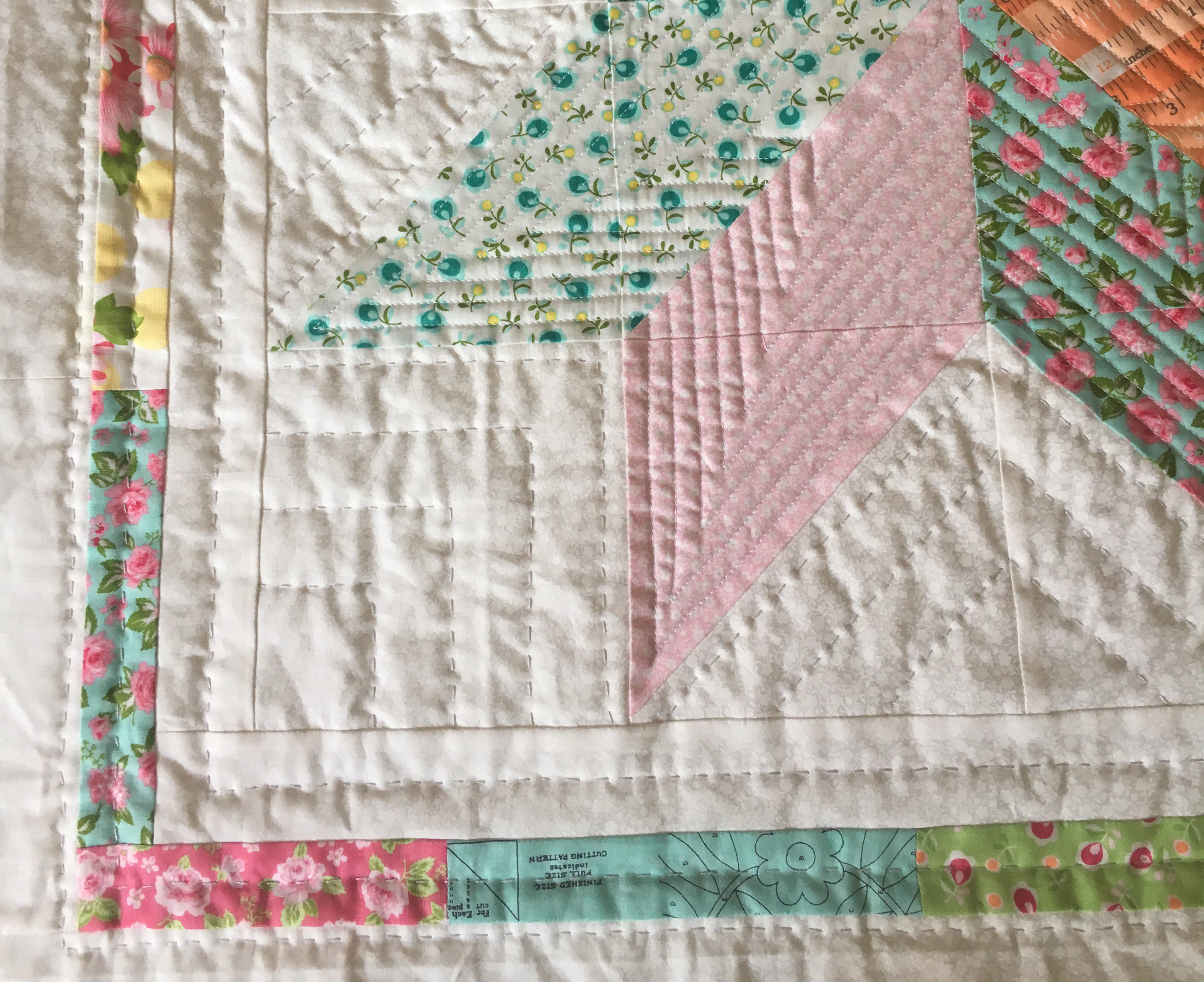 easy hand quilting