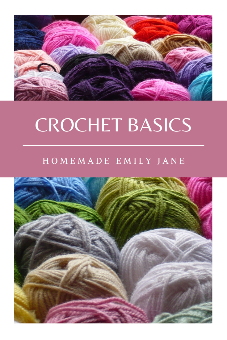Learn Crochet basics